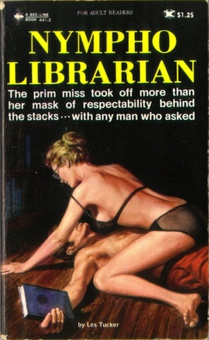 Você sabia que uma bibliotecária francesa cunhou o termo pornografia no começo do século 19? Clique para ler o artigo no site da Paris Review