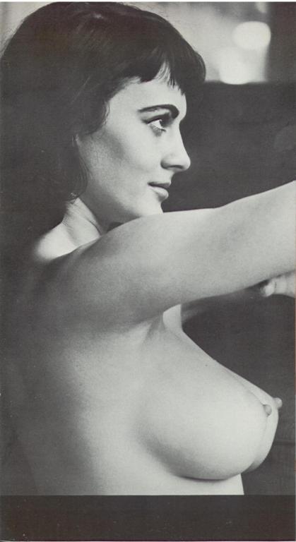 Virginia Gordon, fotografada por Russ Meyer