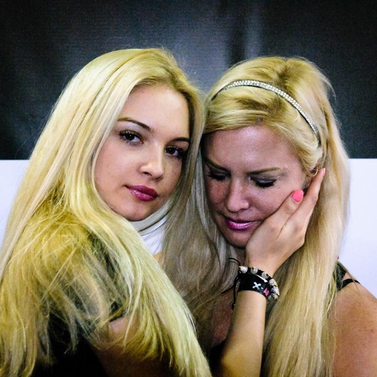 Franziska e Colette